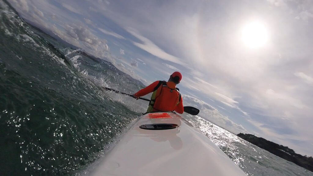 MAZU Ocean skis